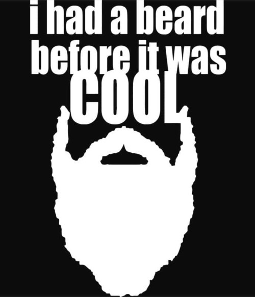Beard Before It Was Cool