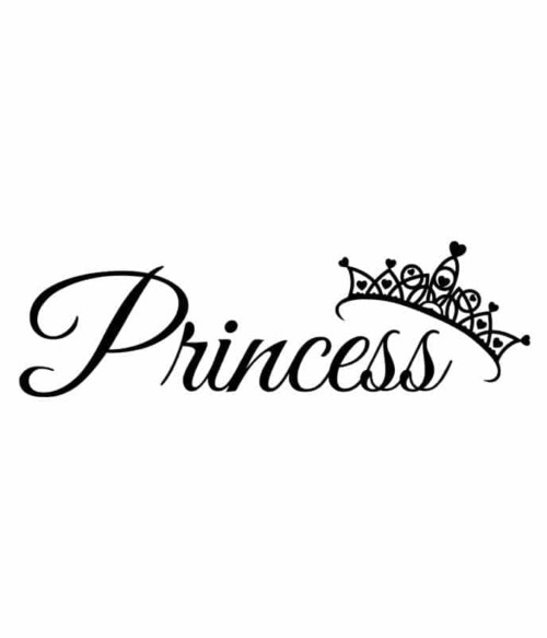 Prince And Princess – Princess
