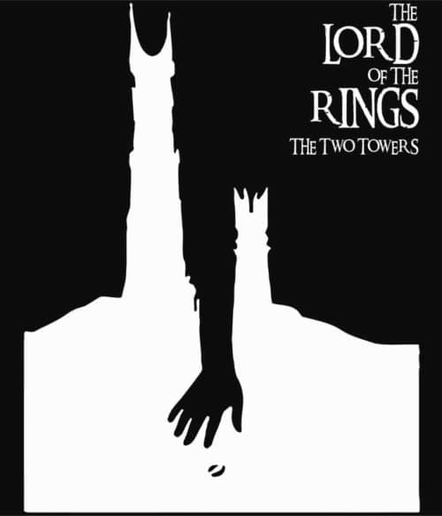 The Lord Of The Rings The Two Towers Póló - Ha The Lord of the Rings rajongó ezeket a pólókat tuti imádni fogod!
