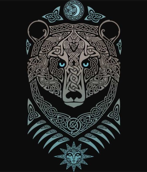 Ancient Bear God