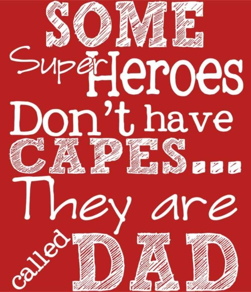 Some superheroes don't have capes