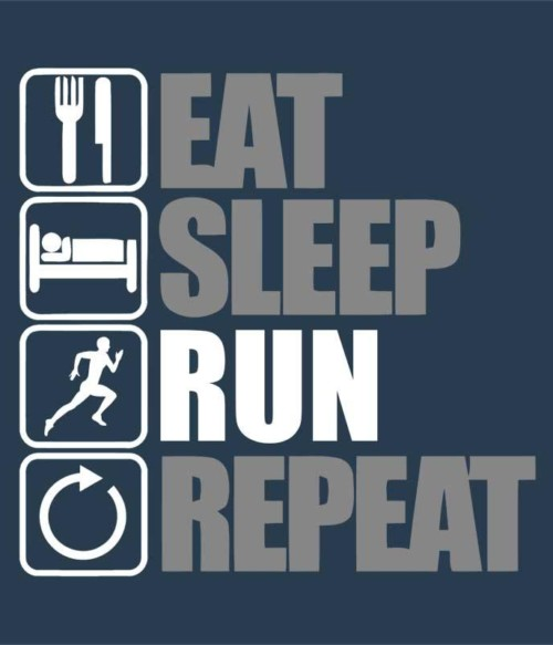 Eat Sleep Run