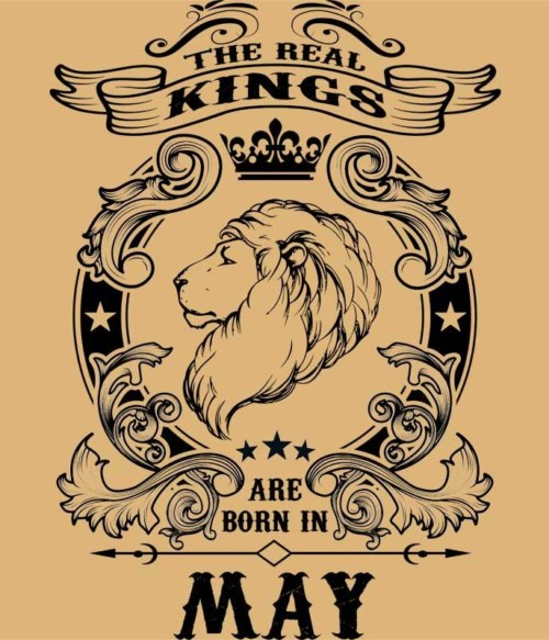 The real king lion may