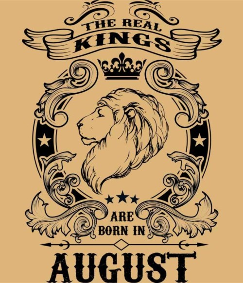 The real king lion august