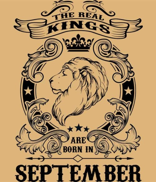 The real king lion september
