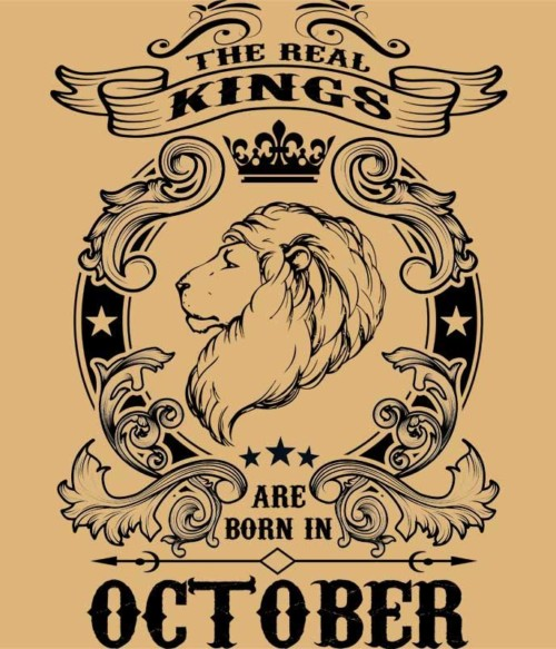 The real king lion october
