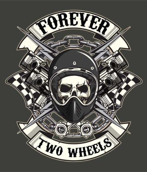 Forever two wheels