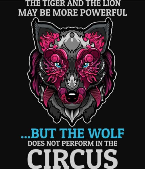 But the wolf