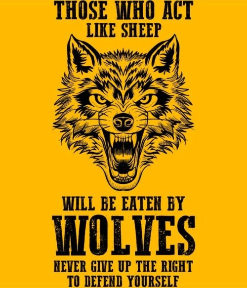 Right of wolves