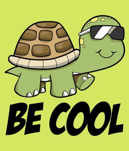 Be cool turtle