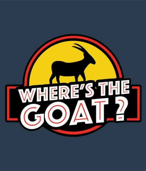 Where is the goat
