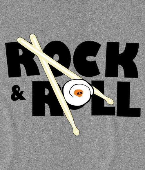 Rock and rolls sushi