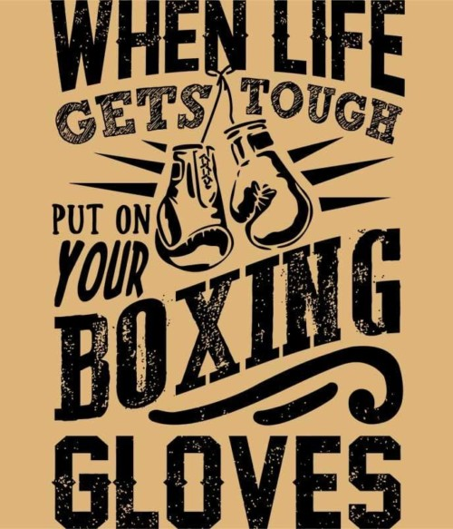 Put on your boxing gloves