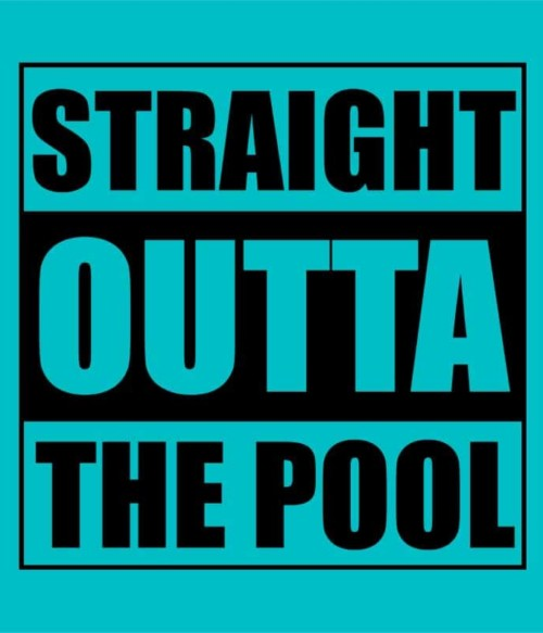 Straight outta the pool