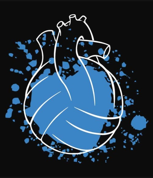 Water polo heart
