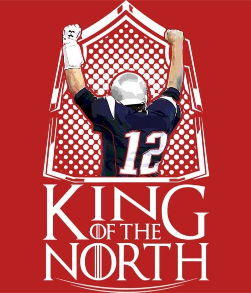 Patriots king of the north
