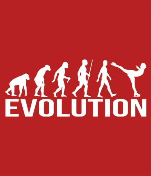 Ice skate evolution