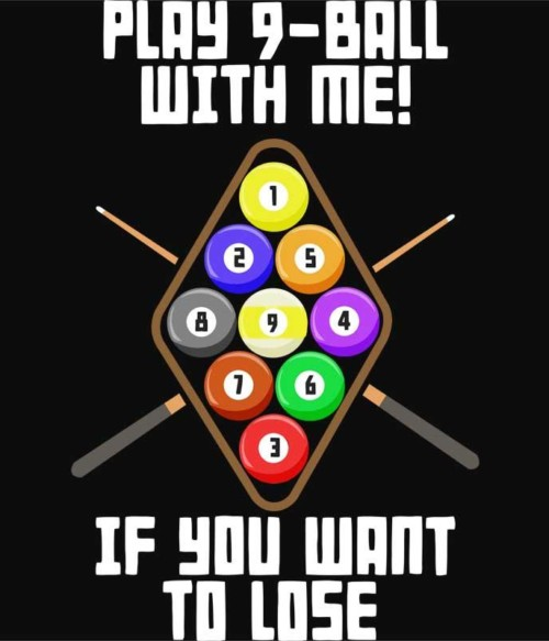Play 9 ball with me