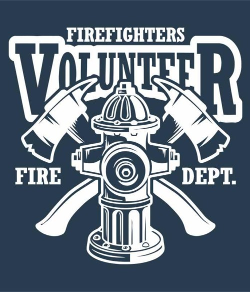 Firefighters volunteer