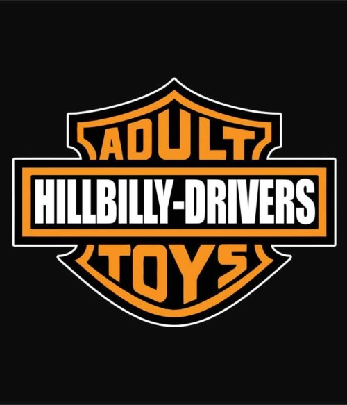 Adult Hillbilly Drivers Toys