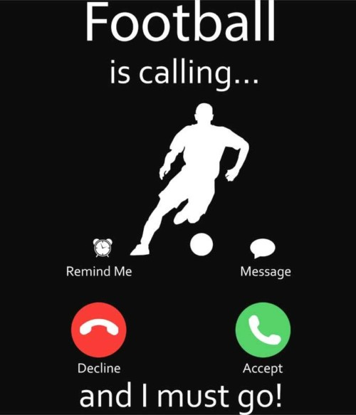 Football is calling