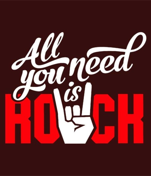All You Need is Rock