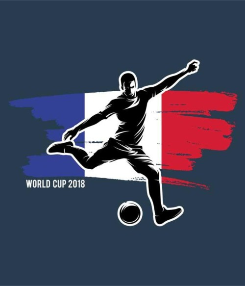 World Cup Flag Player France